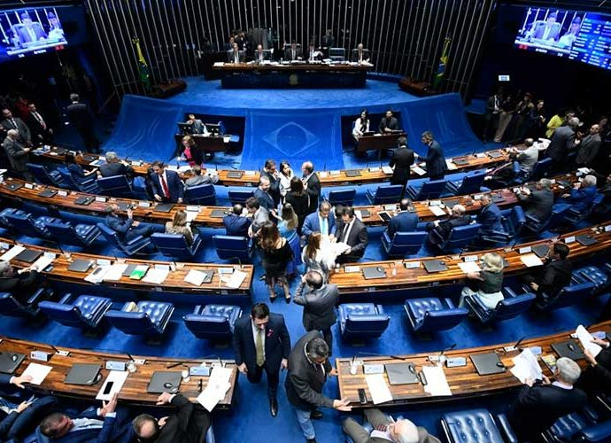 Senado inicia debate da reforma da Previdência em segundo turno